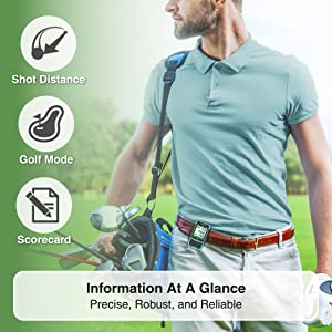 CANMORE GOLF GPS Devices HG200