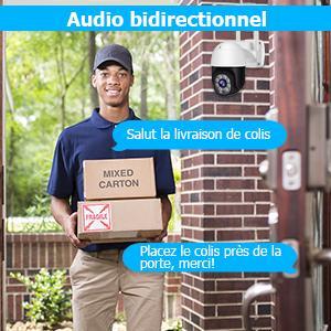 Audio bidirectionnel