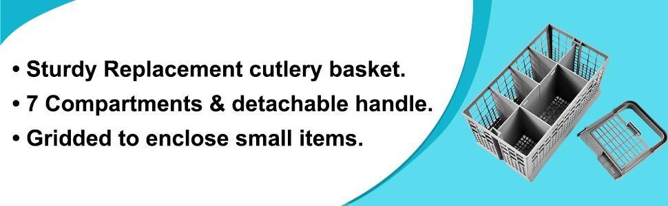 cutlery basket for dishwasher