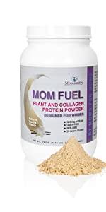 momsanity momfuel vanilla protein
