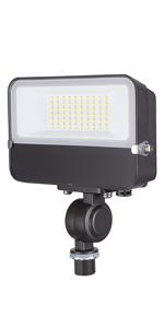 30W Knuckle Mount LED Flood Light