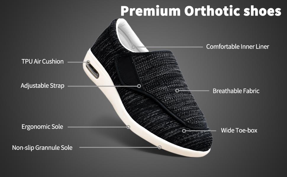 Premium Orthotic shoes