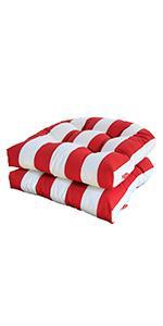 19 x 19 inches Chair Cushions