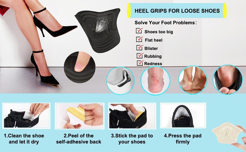 heel liners