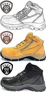 OUXX Work boots for men OX018 OX019 300X600 2
