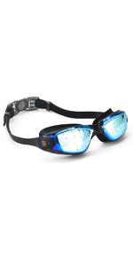 Black Swim Goggle