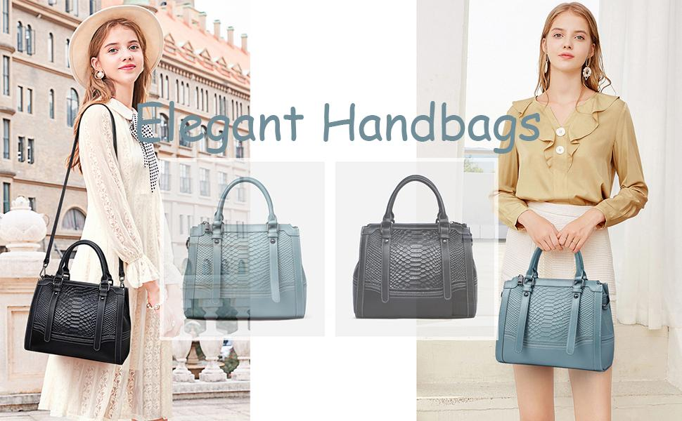 Women's Tote Bag Soft Leather Crossbody Designer Handbag Big Capacity Bags Shoulder Purse