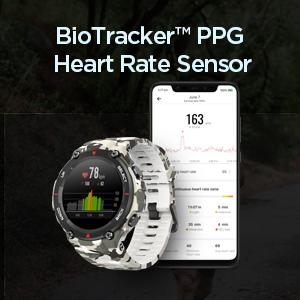 Bio Tracker TMP PPG biological tracking