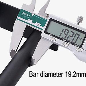 Bar diameter