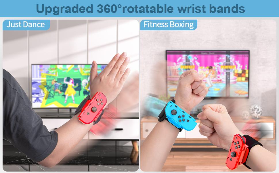 wrist band straps