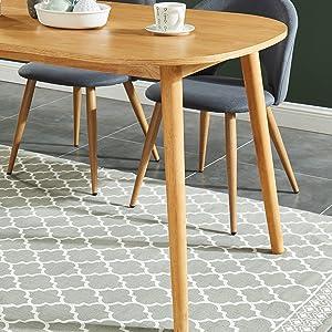 table extensible bois