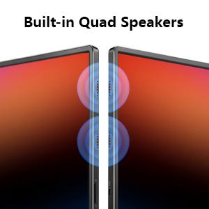quad speaker