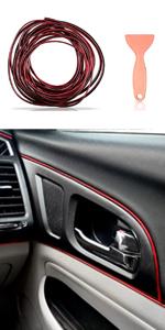 Car Moulding Trim Strip