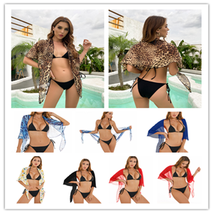 Summer Sarong Cover Up Beach Wrap protect your skin from sunburning