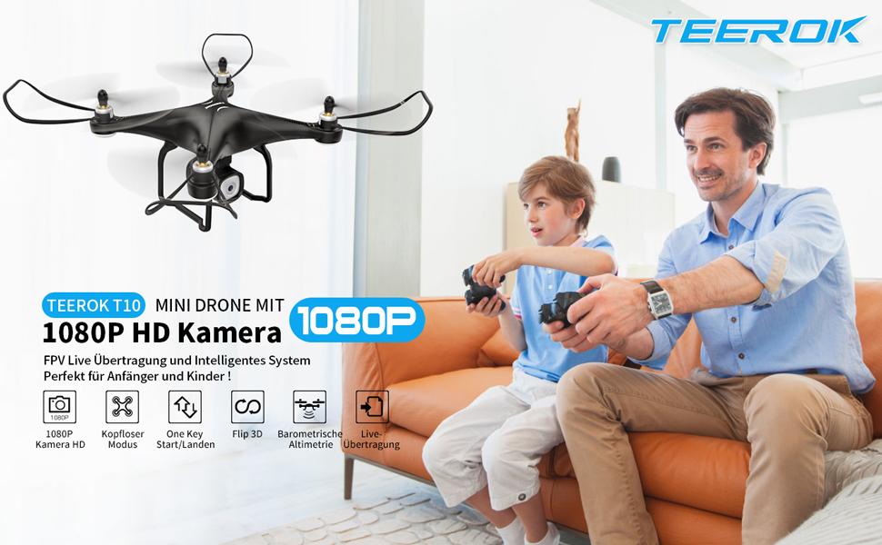 TEEROK DRONE