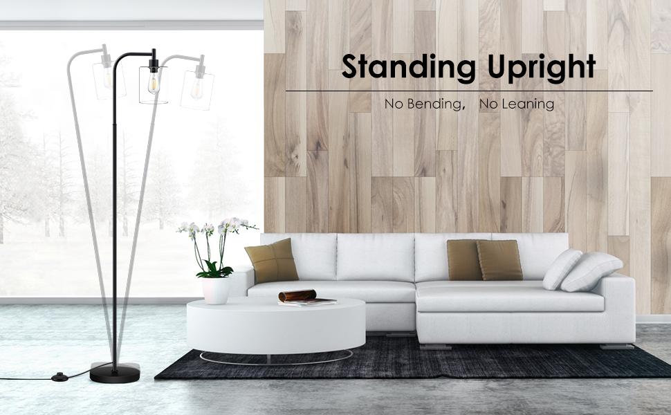 safety floor lamp