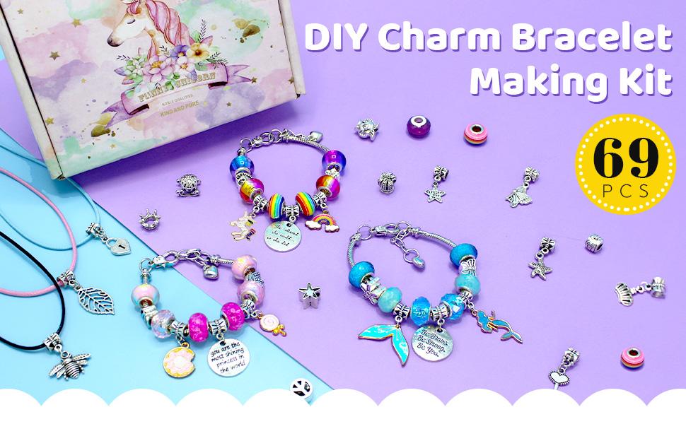 Unicorn Bracelet Kit