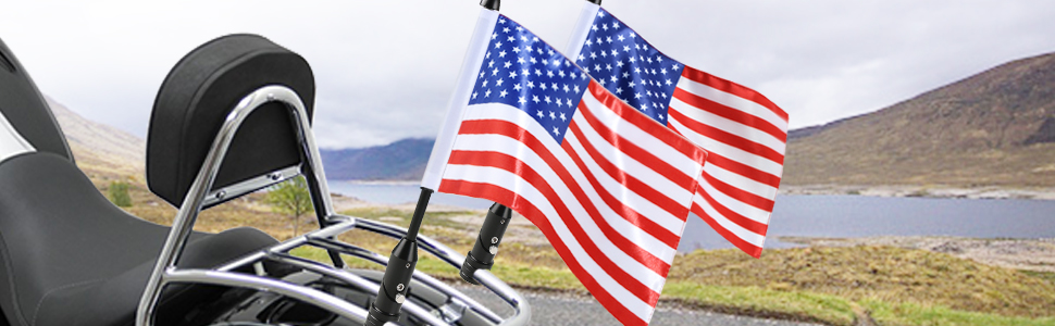 Flags For Motorcycles Harley Davidson