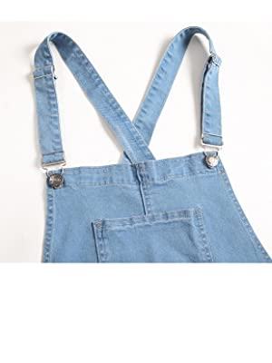 mens overalls overalls for men fashion  short jumpsuit loose fit short jumpsuit for men blue jumpsui