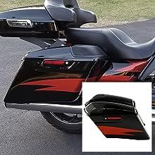 saddlebags for street glide