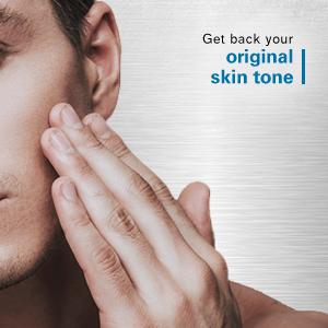 Get back your original skin tone