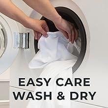easy care wash amp;amp; dry