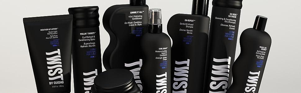 extra moisture twist products