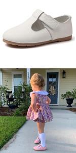 Girls Comfort Dress Shoes