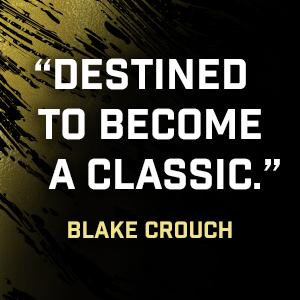 """""""Destined to become a classic"""" Blake Crouch; the martian;gifts for dad;books for nerds;scifi book"""