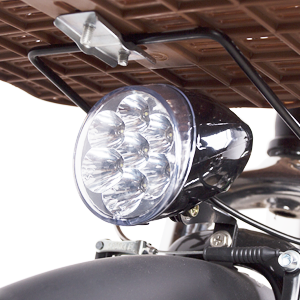 Electric bikes for Headlight