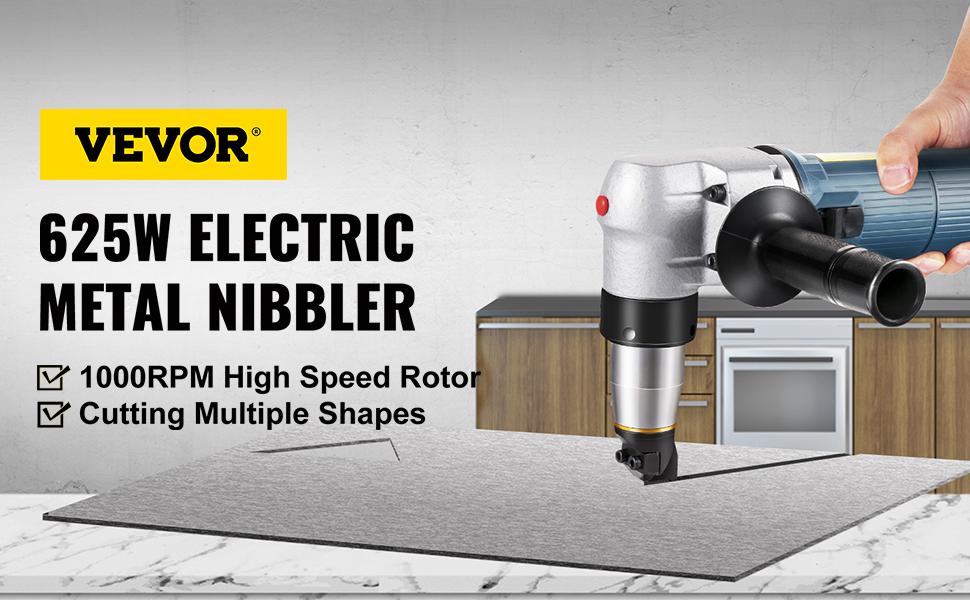 nibbler metal cutter