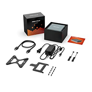 HM50 Package contents