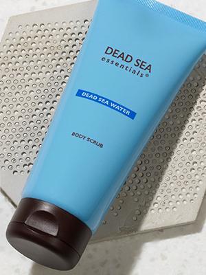Naturally abundant Magnesium, Calcium amp; Potassium, dead sea water help skin retain moisture levels