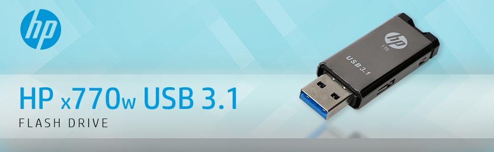 HP x770w USB 3.1 Flash Drive