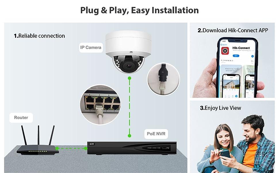 diy security camera system