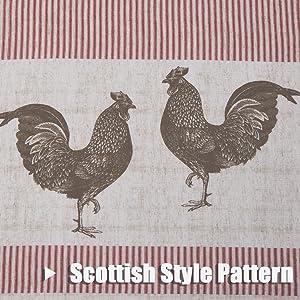 Scottish Style Pattern