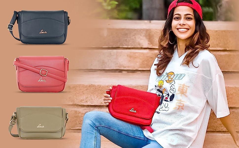 Lavie, Lavie bags, Lavie Sling Bags, Sling Bags for women, Women's Bags, Handbags