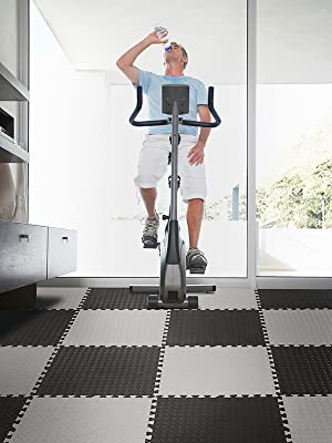 Workout Fitness Mats for Home Gym