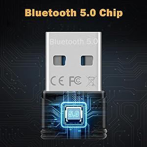 Bluetooth 5.0 Adapter