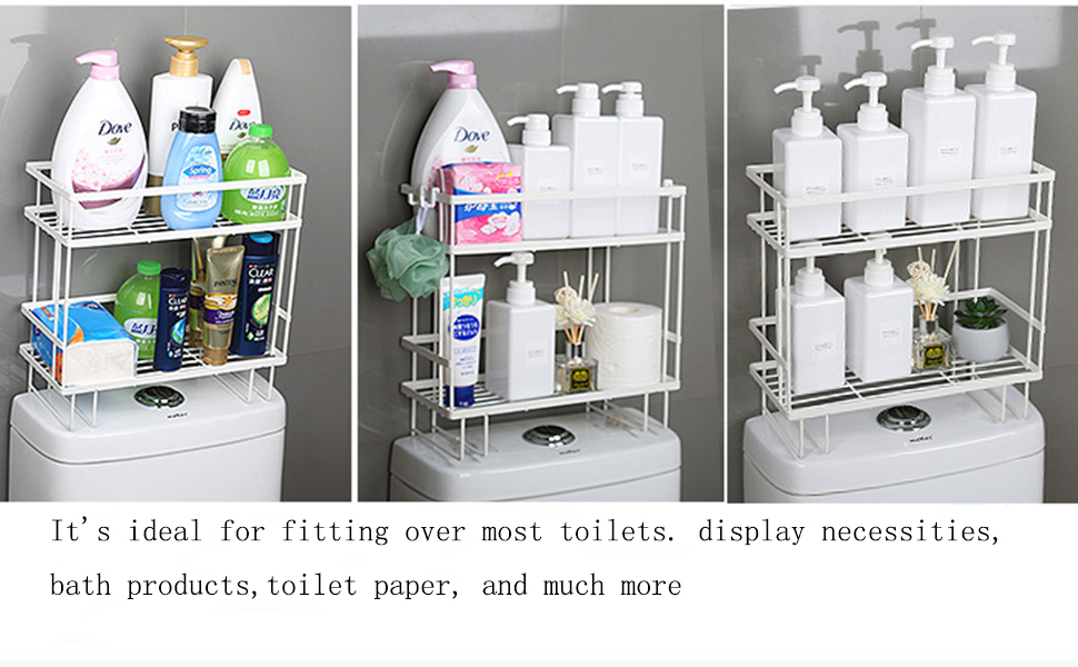 Toilet Storage Rack
