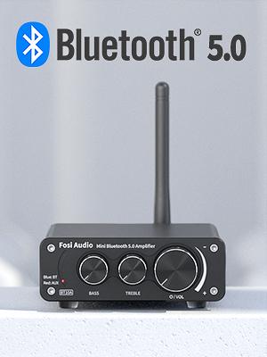 Bluetooth 5.0 Mini Hi-Fi Amplifier BT10A
