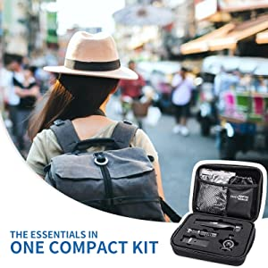 Easy to Carry for Travelling