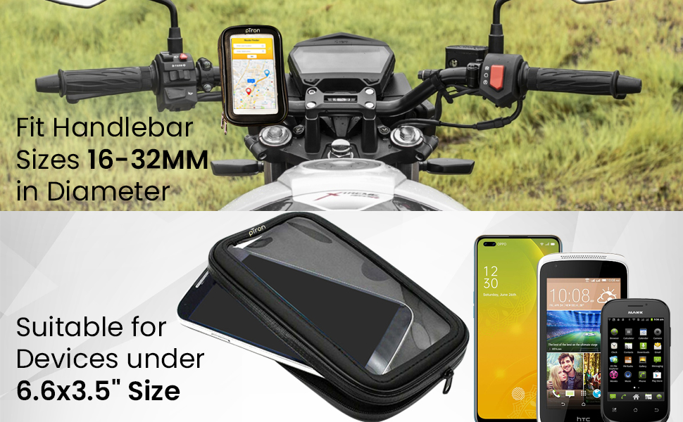 Mount ST2B Phone stand for bike and cycle