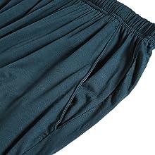 blue pajama shorts mens