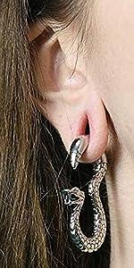 Snake Ear Hanger Weights