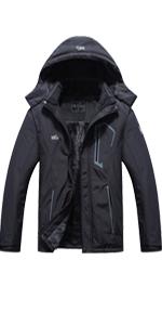 mens skiing jacket