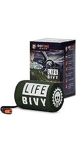 Life Bivy Green