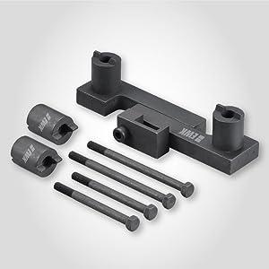 EWKtool - EB0060 - 13 - volvo camshaft timing belt tool cam locking tool cylinder