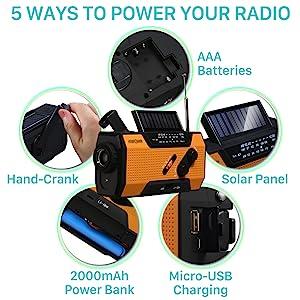 radio emergency