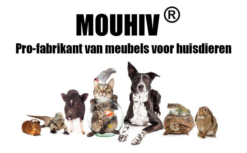 MOUHIV is een professionele fabrikant van meubels voor huisdieren